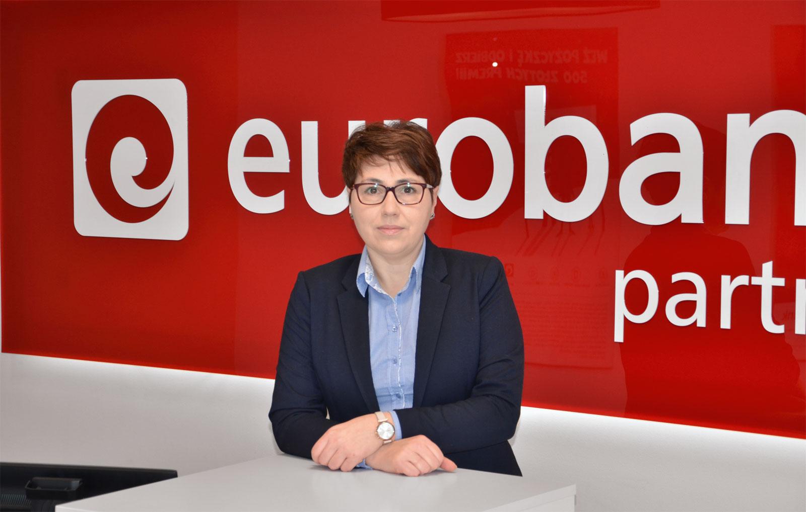 Anna Kulczyńska-Gonia, franczyzobiorczyni Eurobanku