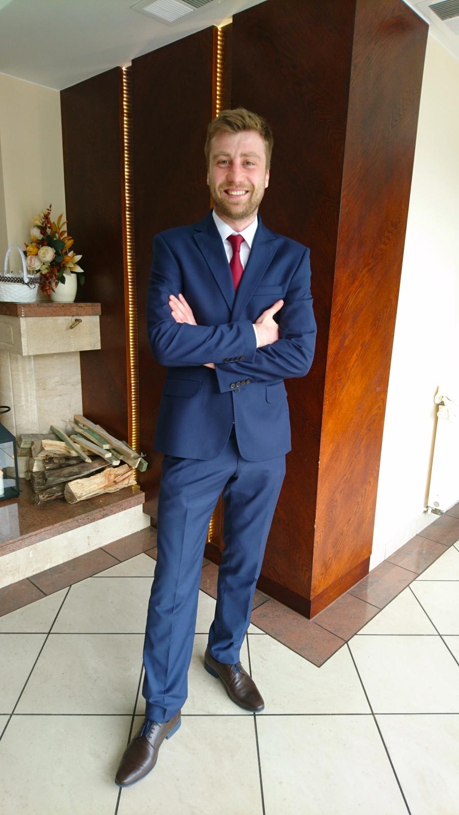 Adam Miłosiński, menedżer ds. rozwoju sieci franczyzowej Gatta