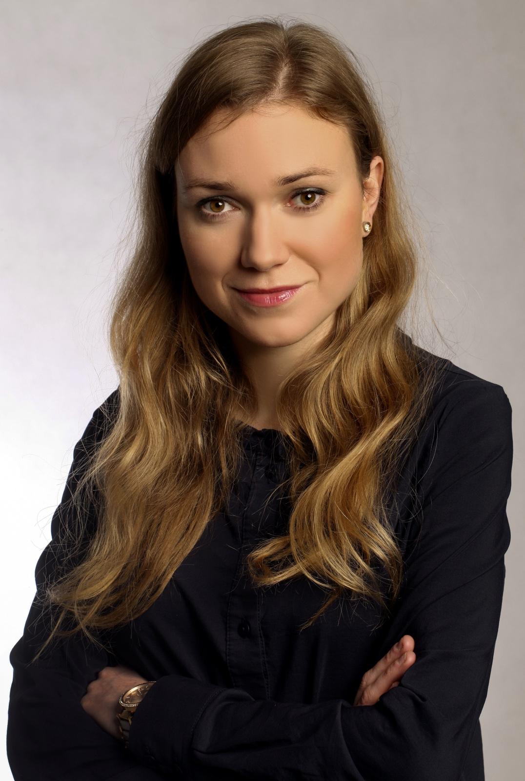 Paulina Staniszek, ekspert ds. kontaktu z franczyzobiorcami
