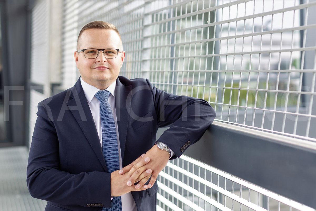 Krzysztof Borowiec, dyrektor sprzedaży sieci Sweet Gallery