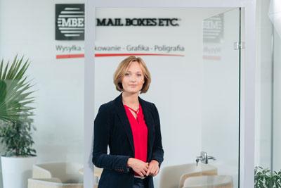 Joanna Procyszyn, country manager