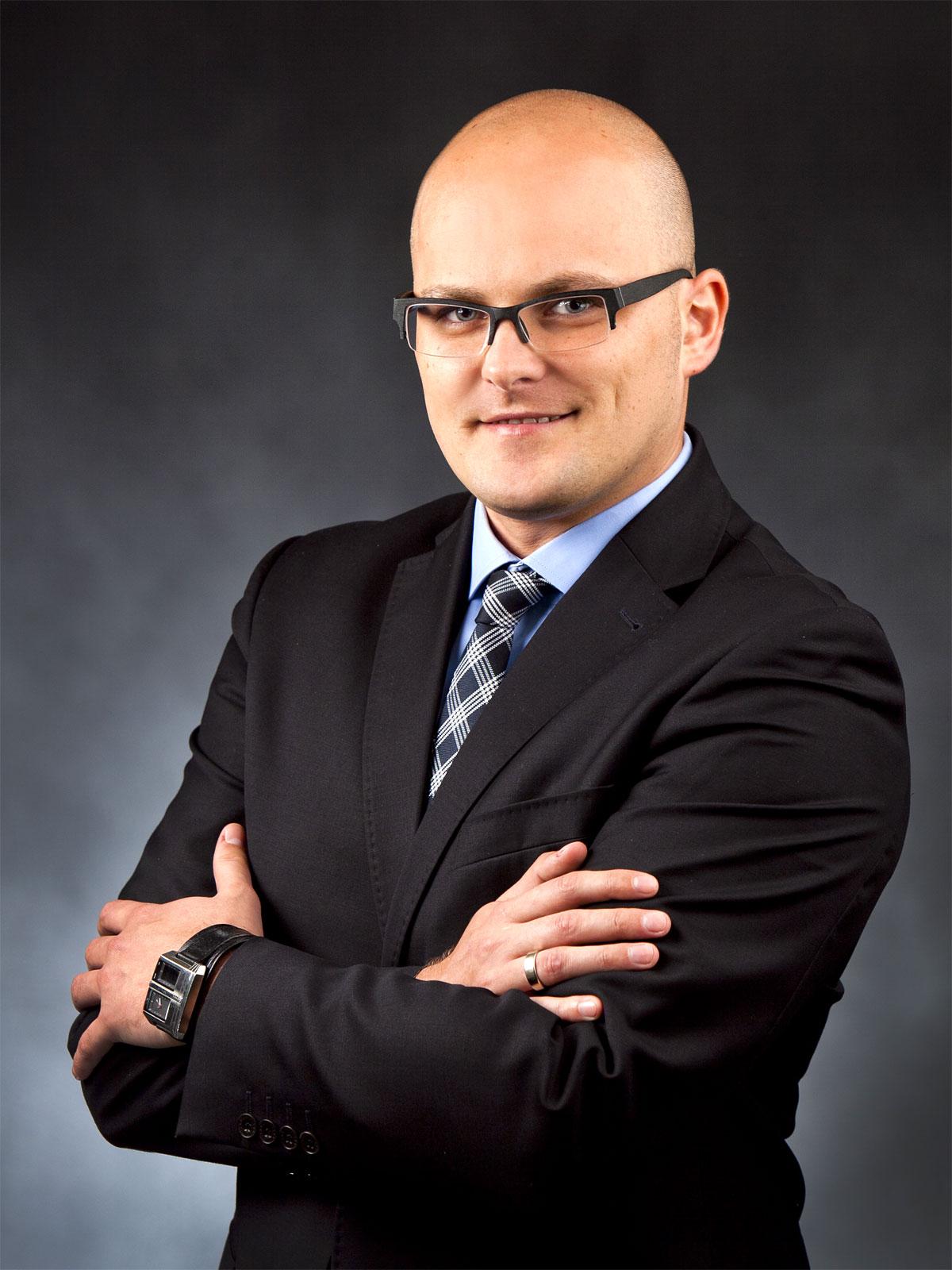 Paweł Podgórski,  dyrektor ds. rozwoju sieci sprzedaży Lendi