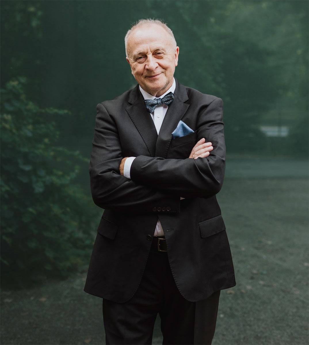 Leszek Michniak, właściciel sieci WGN
