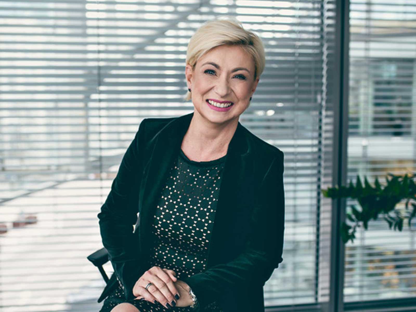 Agnieszka Wojewoda, franczyzobiorczyni Kobieta i Rozwód