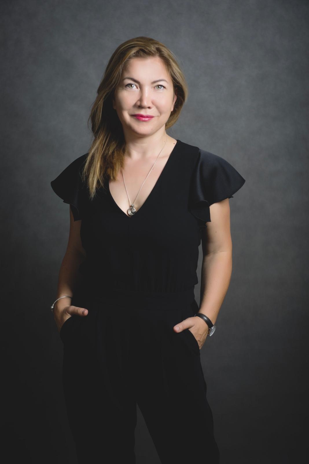 Agnieszka Falińska, menadżer ds. rozwoju marki GoDan