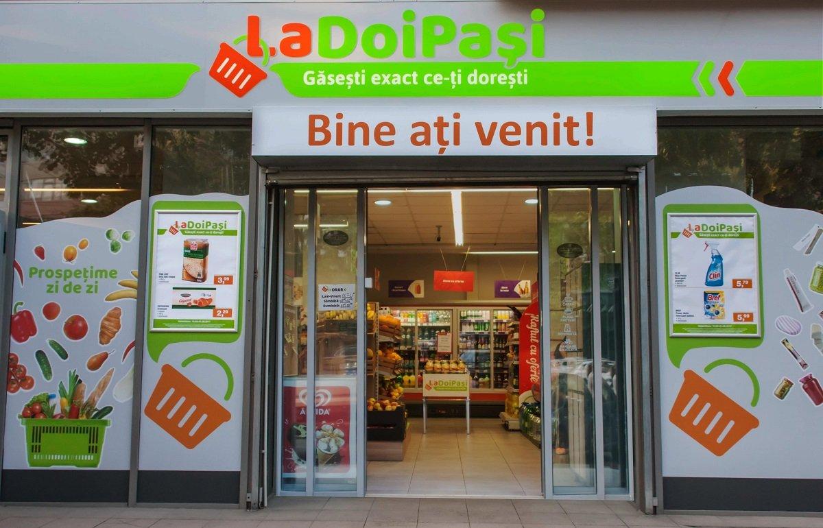Magazin în franciză LaDoiPași