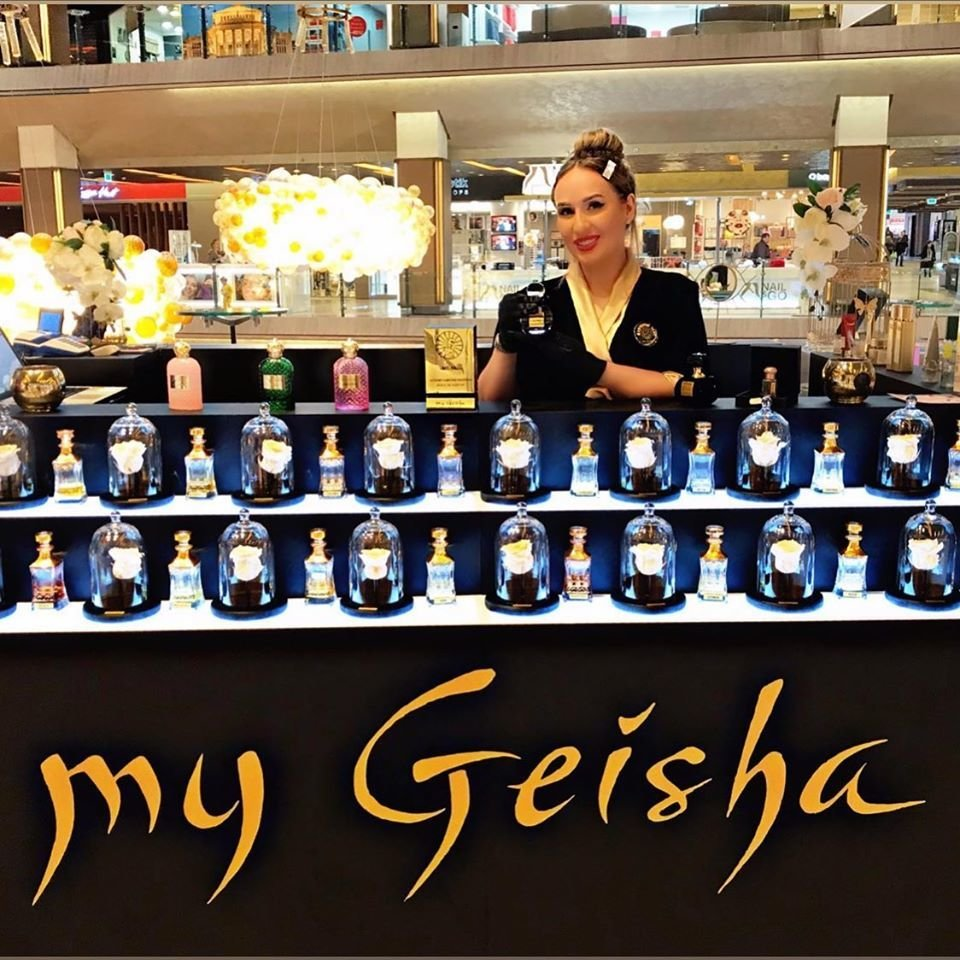 My Gheisa