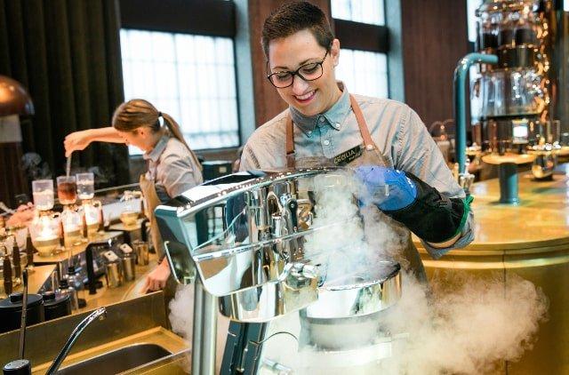 Reserve Roastery, Best of Starbucks