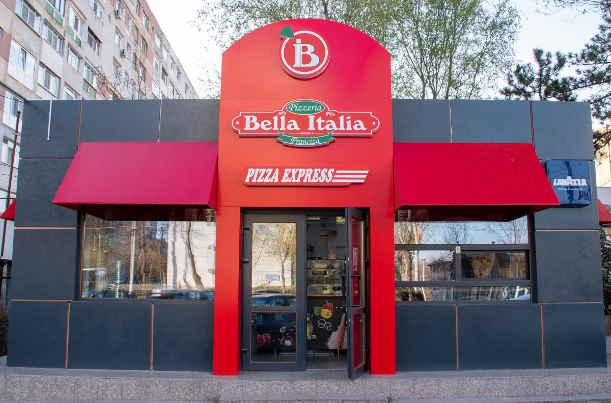 BELLA ITALIA PIZZA EXPRESS