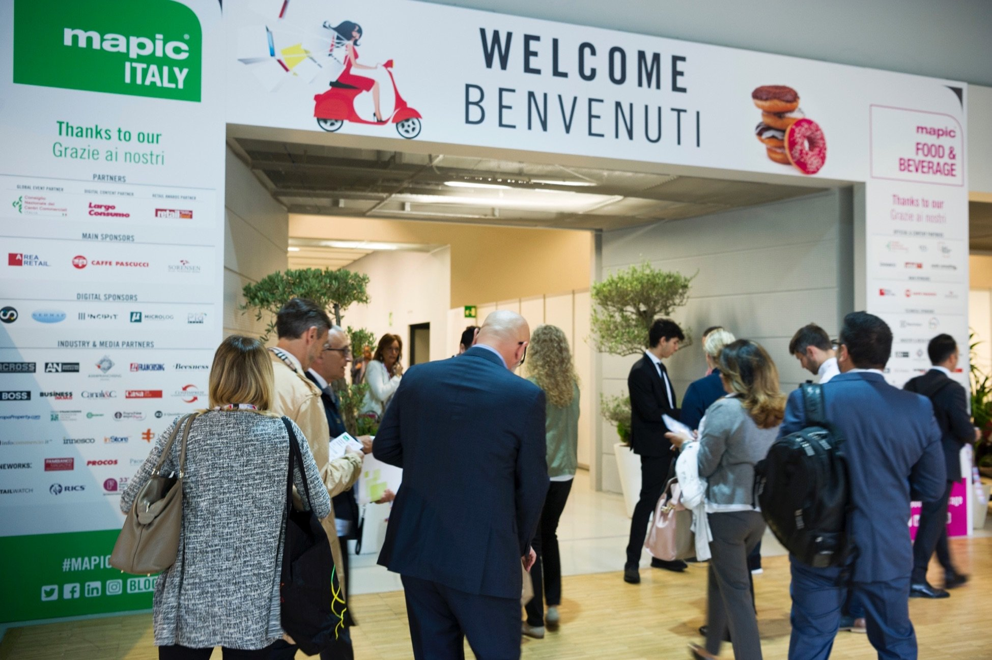 Networking la Mapic Italy