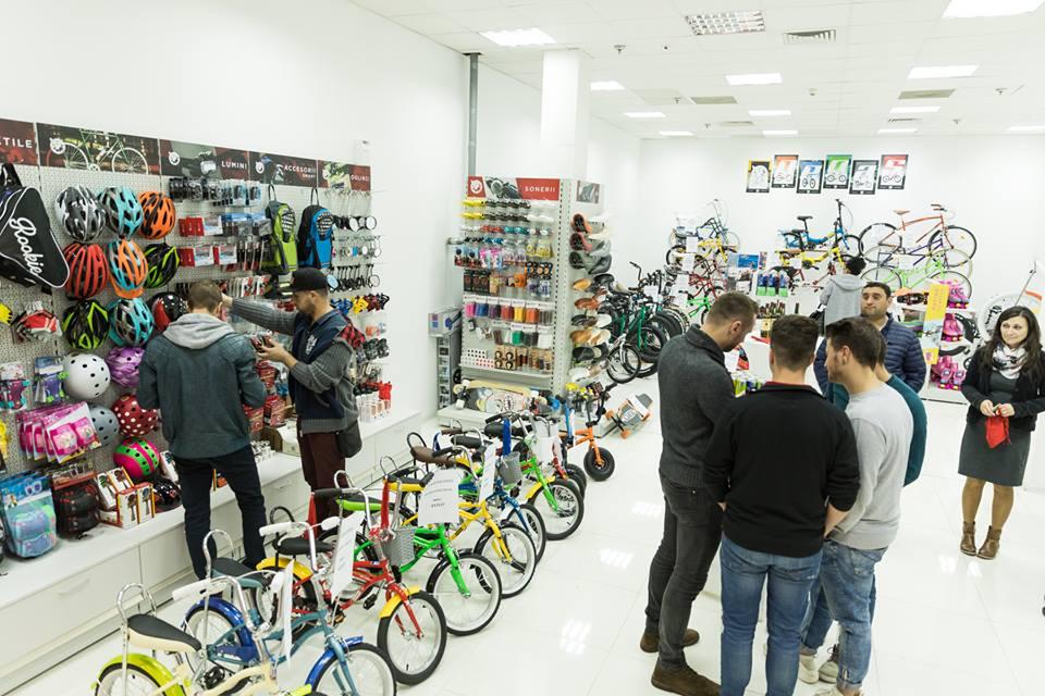 Magazinul PEGAS Brașov