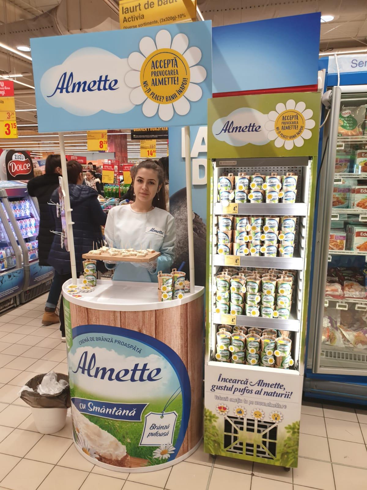 Imersia Multichannel Agency vine în sprijinul producătorilor și le oferă posibilitatea de a-și crește vizibilitatea produselor în marea aglomerație din rafturile existente în frigiderele retailerilor.
