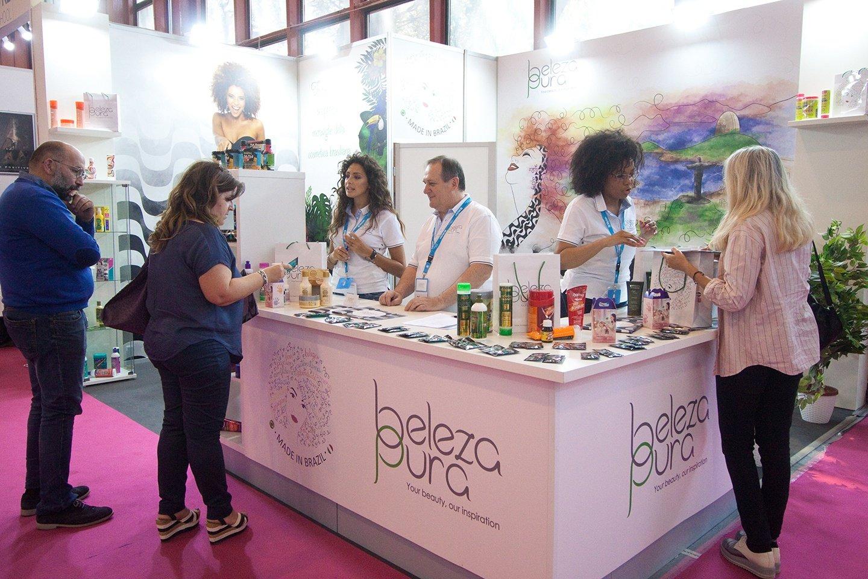 Imagini de la Expo Franchising Napoli