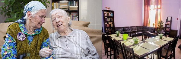 Сценарий открытия дома для пожилых дом престарелых гармония казань вакансии