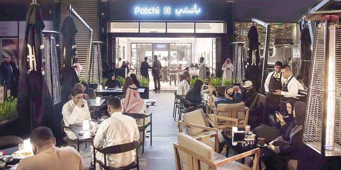 مطاعم وكافيهات ذا زون ال 26 أكبر مجمع مطاعم ومقاهي بالرياض