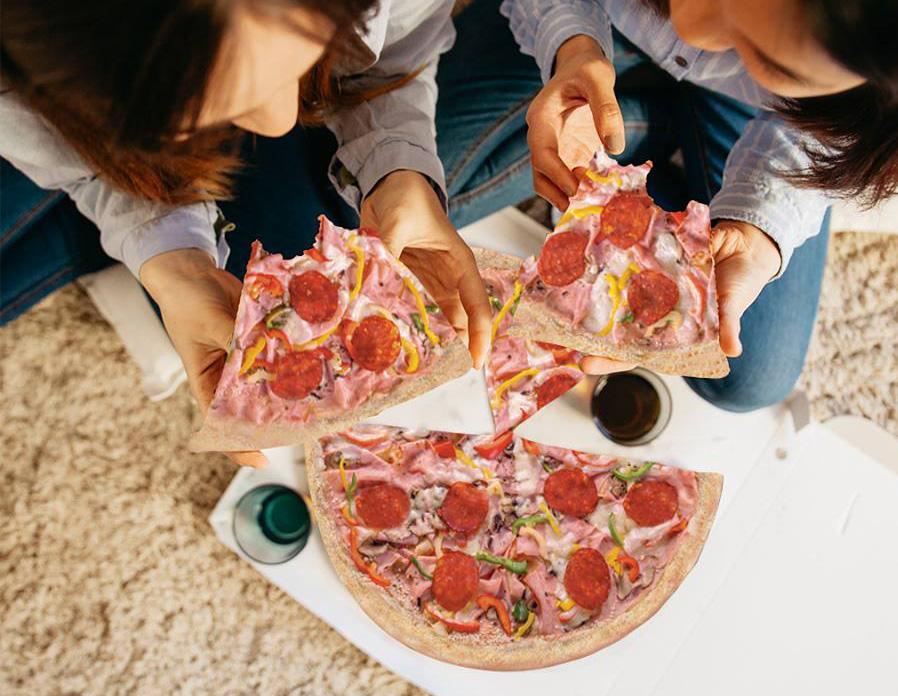 Za ljubitelje pizze