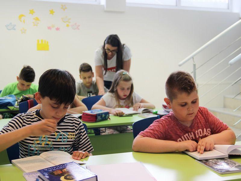 Šola hitrega branja in modroga učenja