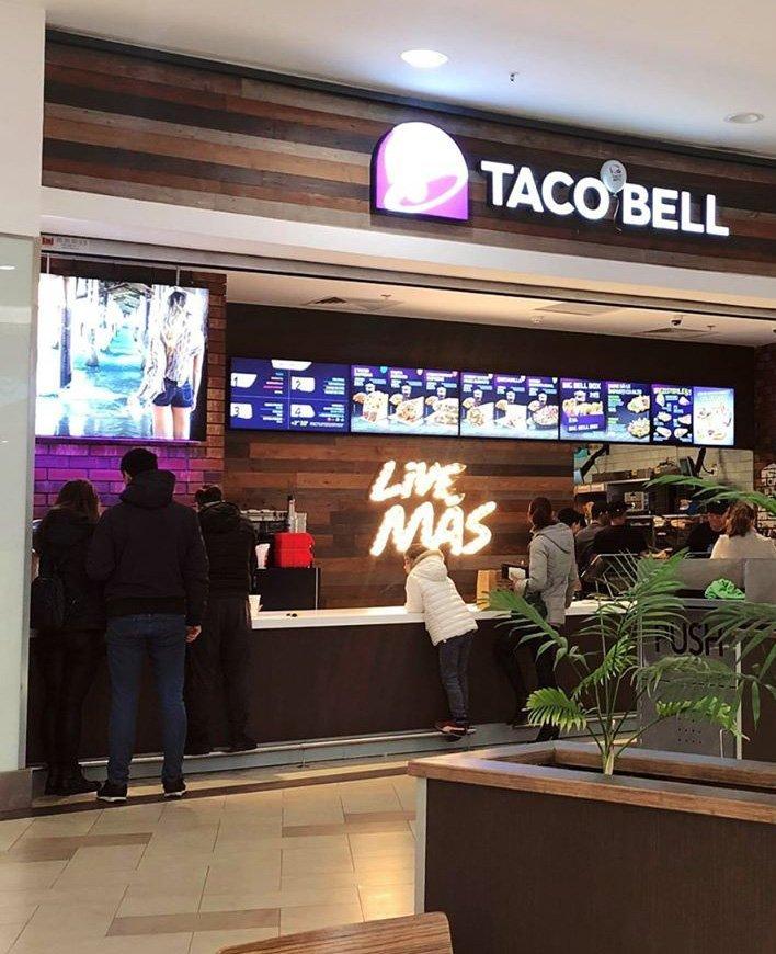 Taco Bell od sada i u Constanţi