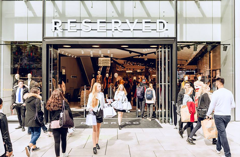 Reserved, najpoznatiji brand poljske modne tvrtke LPP