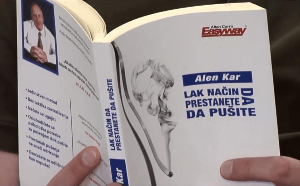 Allen Carr's Easy Way