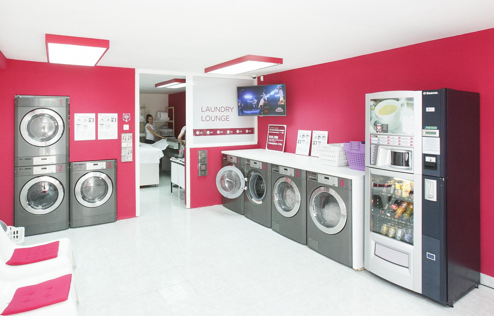 LG Салон за перење
