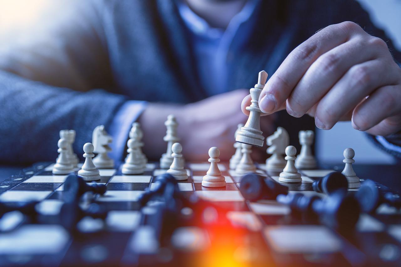 Svaki razvoj je kao partija šaha