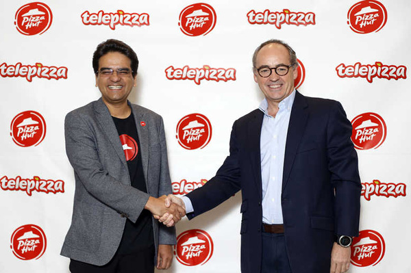 Pizza Hut i Telepizza
