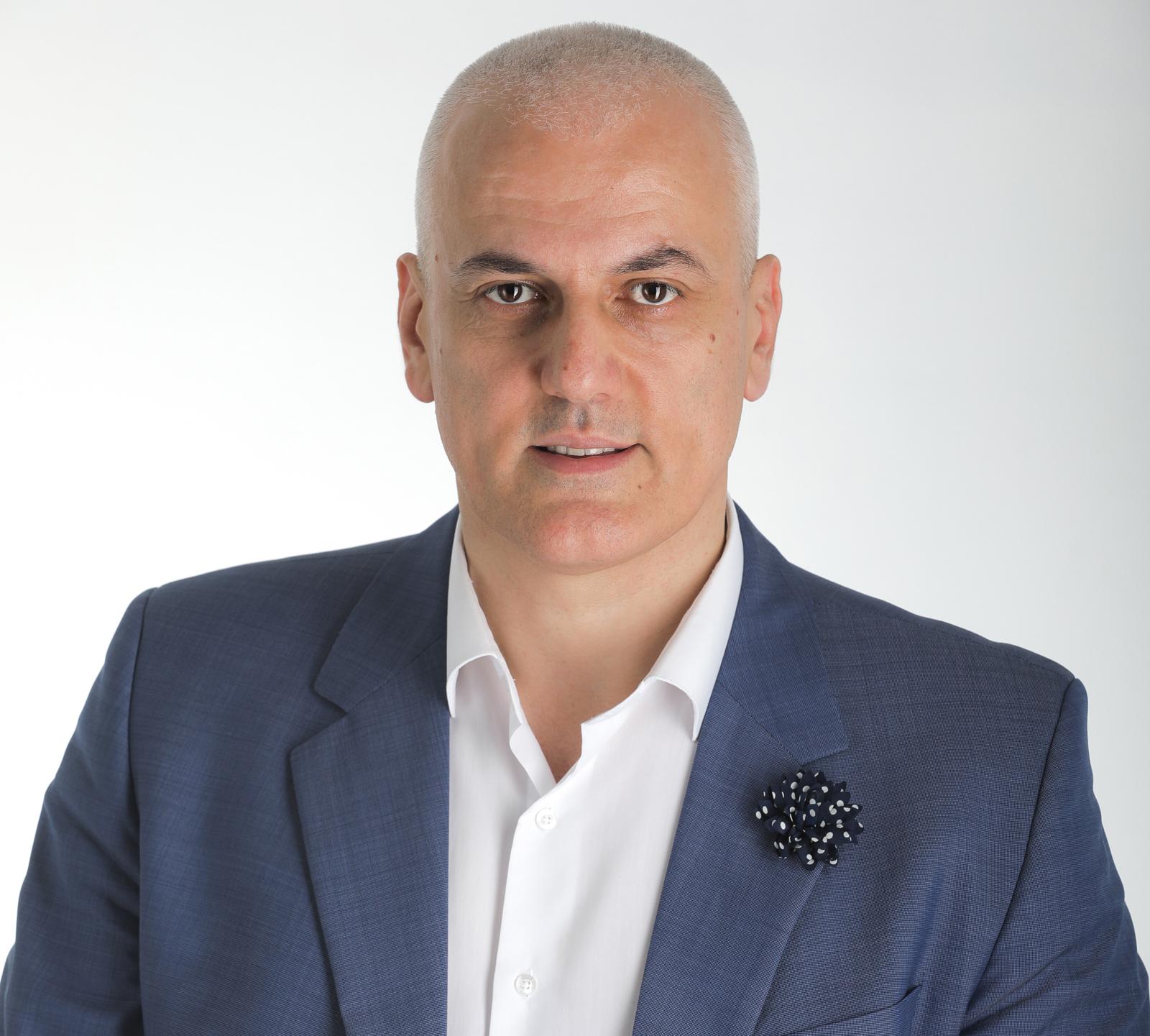 Darko Mirković, primalac master franšize Brian Tracy Global