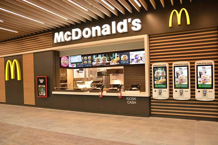 McDonald's u Srbiji